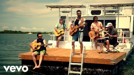 I Was On a Boat That Day Lyrics - Old Dominion