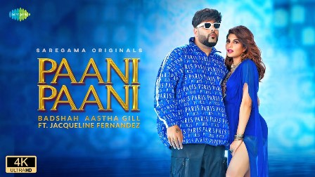 Paani Paani Lyrics - Badshah & Aastha Gill