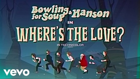 Where's The Love Lyrics - Bowling For Soup
