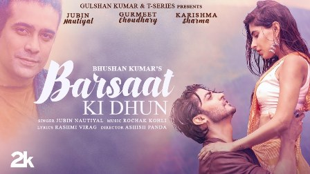 Barsaat Ki Dhun Lyrics - Rochak Kohli Ft. Jubin Nautiyal