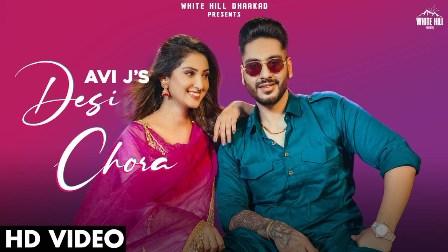 Desi Chora Lyrics - Avi J Ft. Isha Sharma