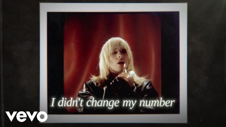 I Didn't Change My Number Lyrics - Billie Eilish