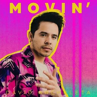 Movin' Lyrics - David Archuleta