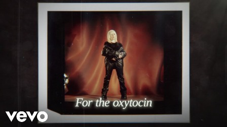 Oxytocin Lyrics - Billie Eilish