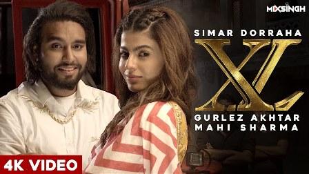 XL Lyrics - Simar Dorraha & Gurlez Akhtar